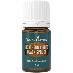 Ulei esential de pin negru - Northern Lights Black Spruce